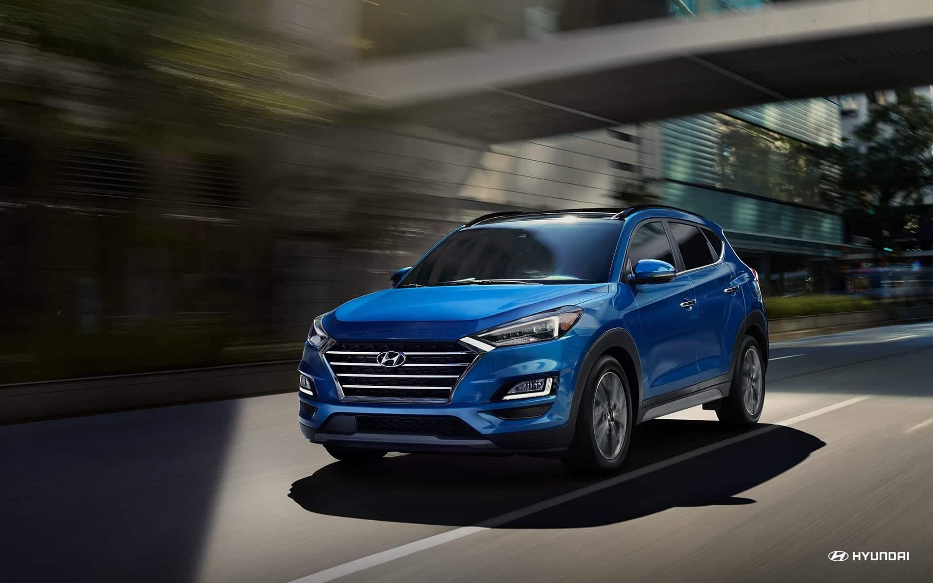 Research the 2020 Hyundai Tucson in Southfield MI