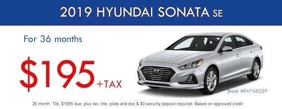 New Hyundai Specials - Metro Detroit in Southfield Michigan