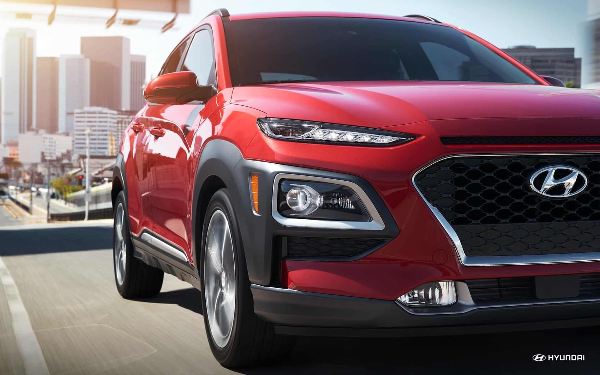 Research the 2020 Hyundai Kona near Detroit MI