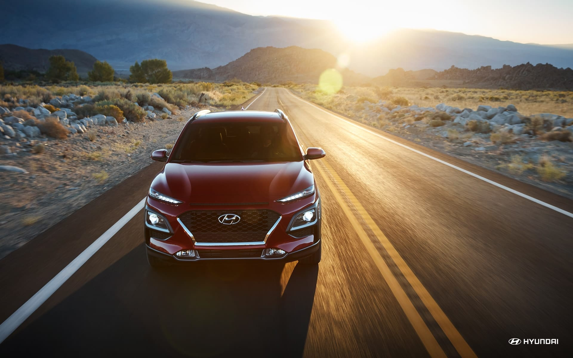 Test drive the 2020 Hyundai Kona near Waterford MI