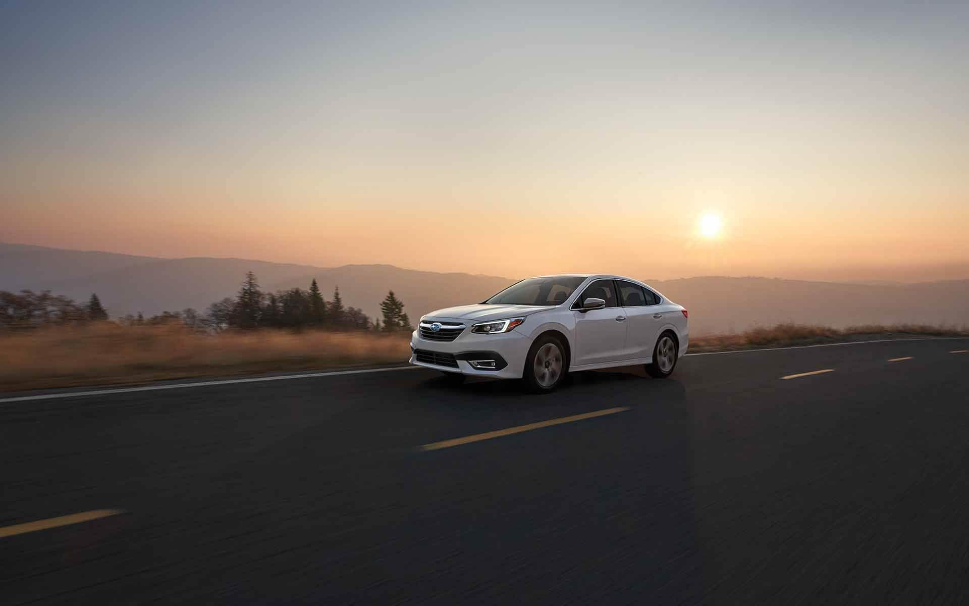 Explore the 2020 Subaru Legacy near Franklin MI