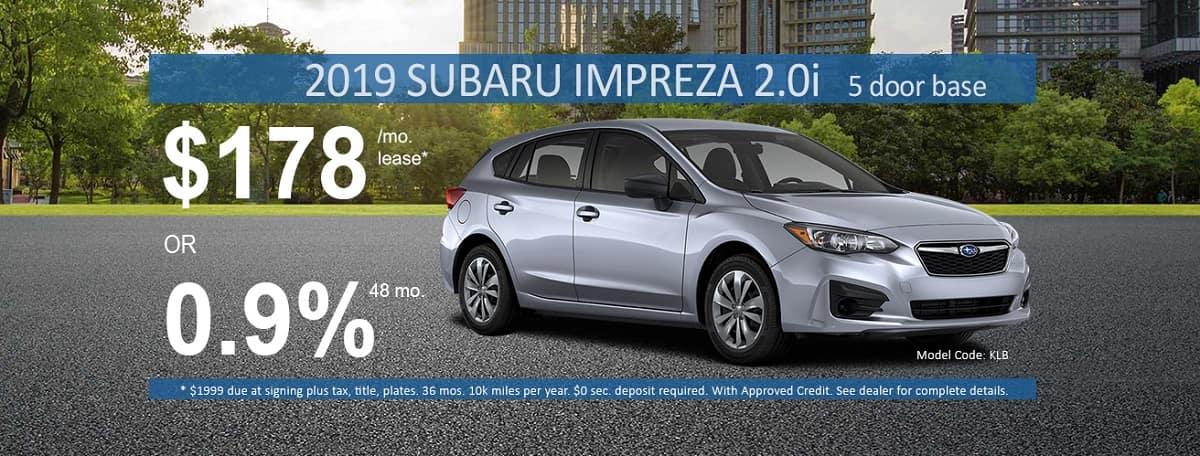Subaru Ann Arbor >> New Subaru Specials Near Ann Arbor Mi Glassman Subaru