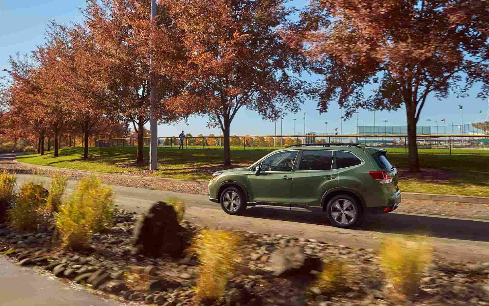 What's new with the 2020 Subaru Forester near Brownstown MI
