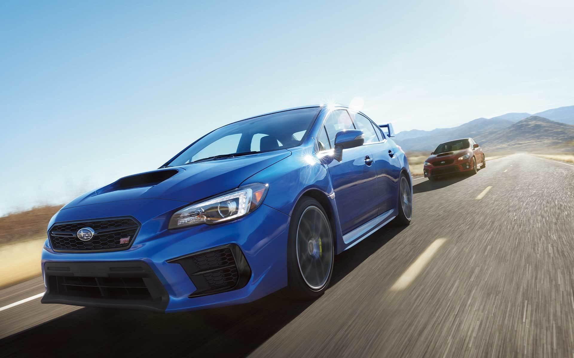 Research the 2019 Subaru WRX vs 2020 Subaru WRX near Detroit MI