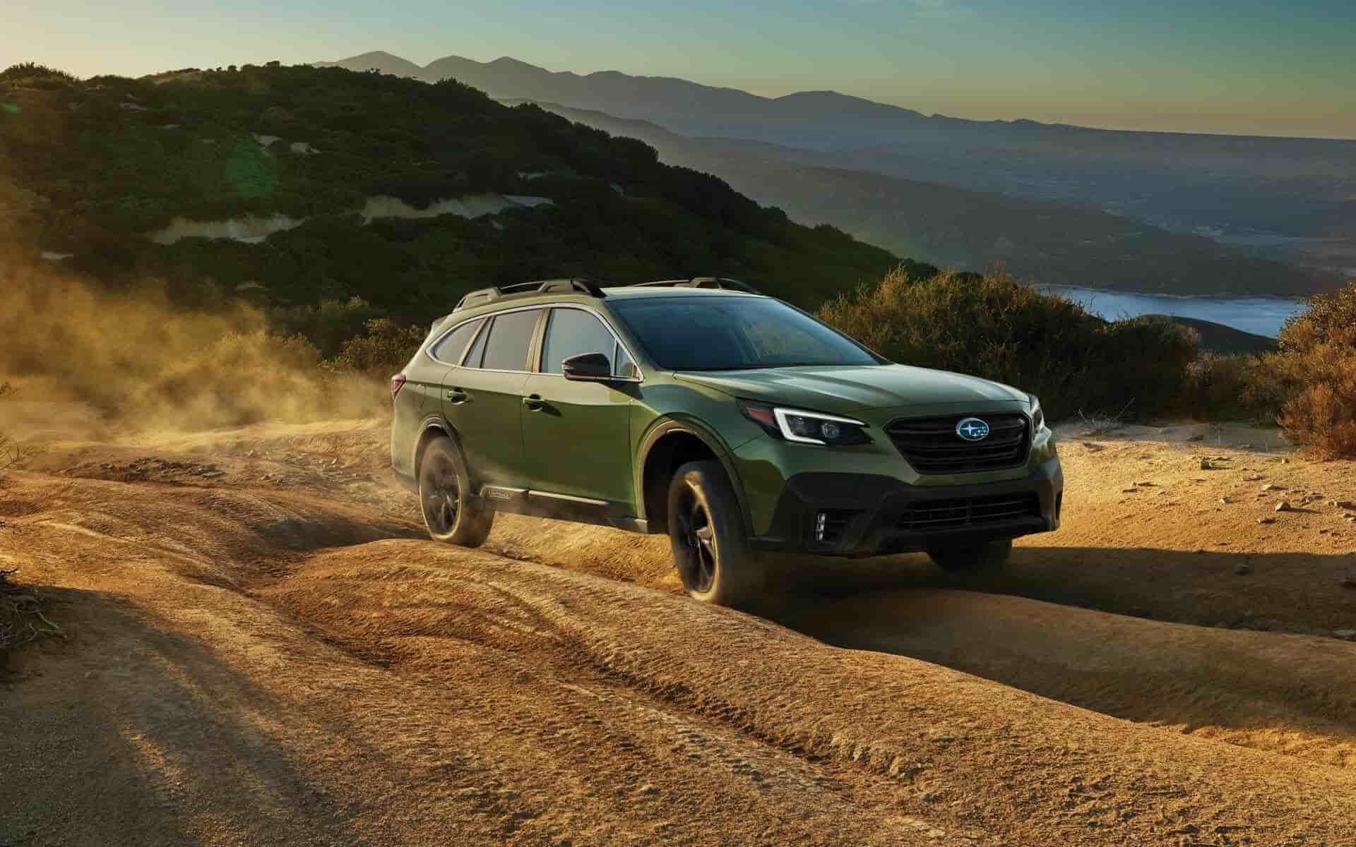 Request a 2020 Subaru Outback quote in Southfield MI