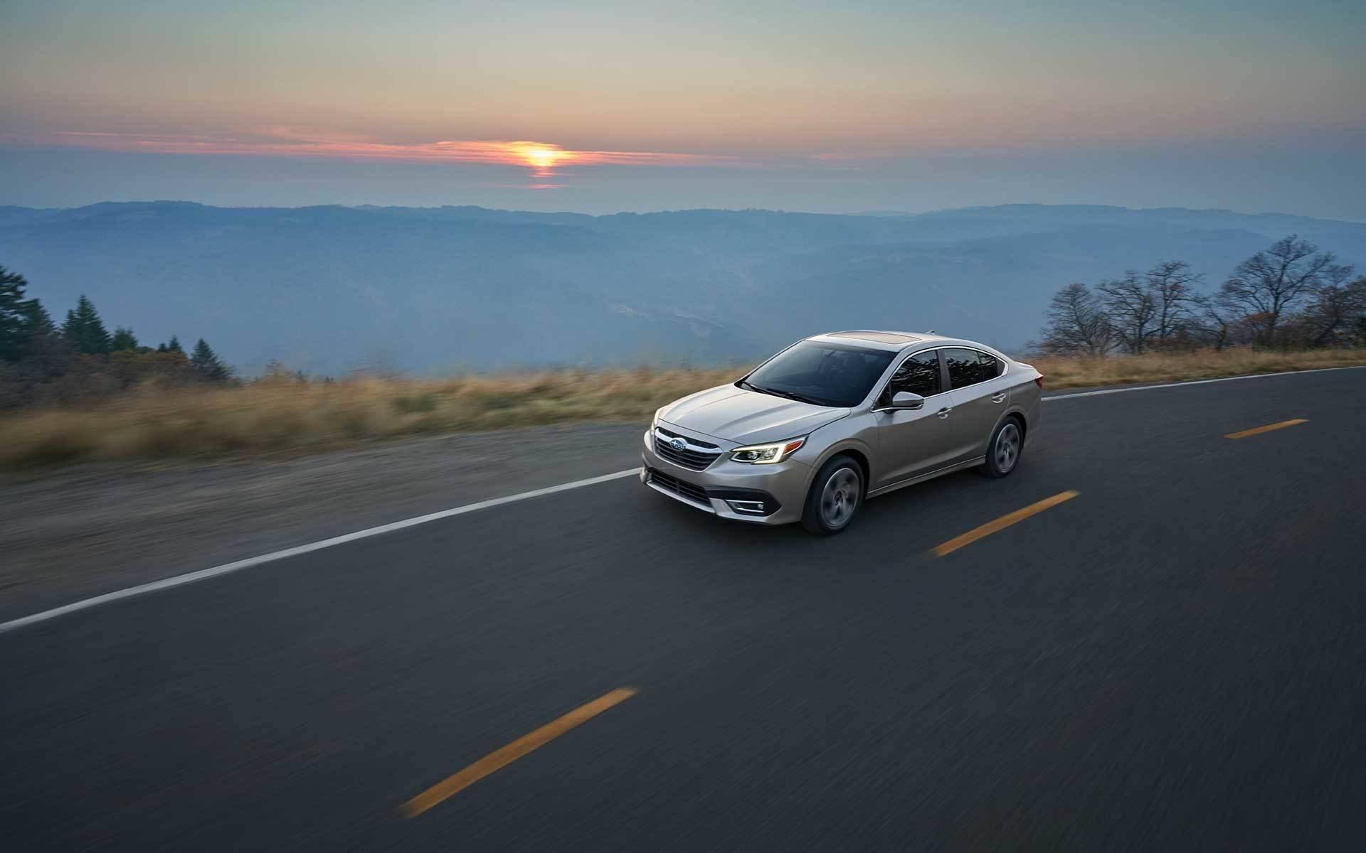 Get to Know the 2020 Subaru Legacy Near Dearborn MI