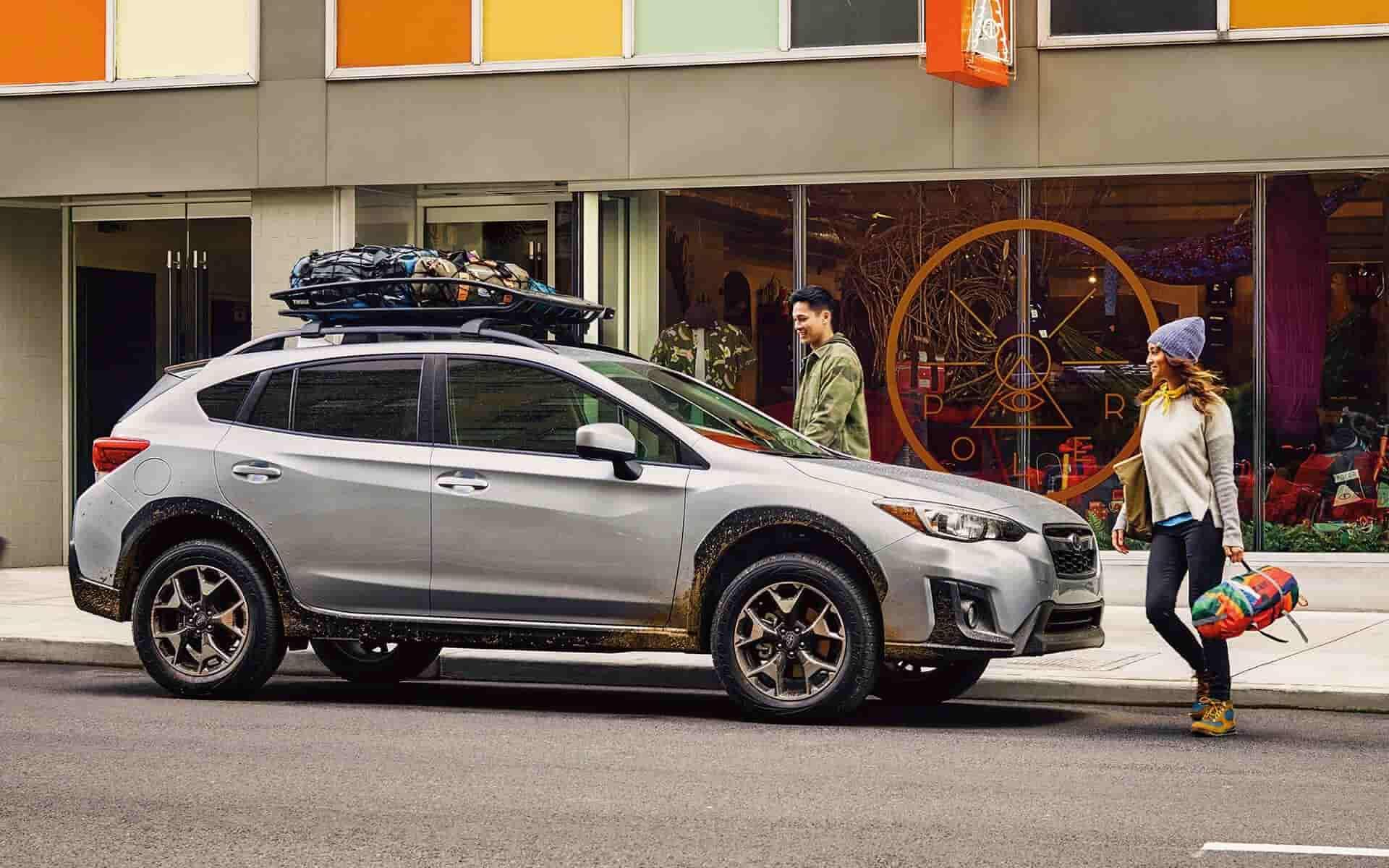 Explore the 2020 Subaru Crosstrek near Bingham Farms MI