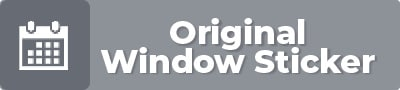Original Window Sticker