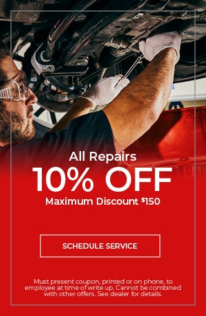 Discount on All Repairs