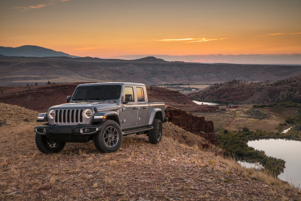 jeep gladiator performance