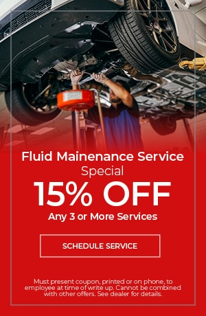 Fluid Maintenance Service