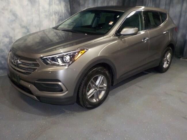 Used 2018 Hyundai Santa Fe Sport 2.4L SUV for sale in Fort Wayne, Indiana