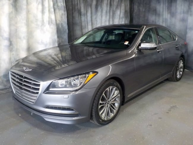Used 2015 Hyundai Genesis 3.8 Sedan for sale in Fort Wayne, Indiana
