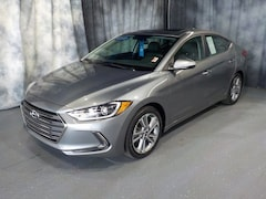 Used 2017 Hyundai Elantra Limited Sedan for sale in Fort Wayne, Indiana