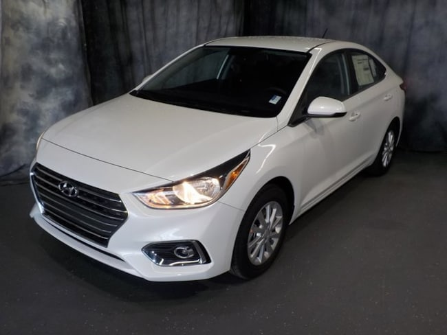 New 2019 Hyundai Accent SEL Sedan for sale in Fort Wayne, Indiana