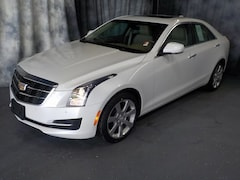 Used 2015 CADILLAC ATS 2.0L Turbo Luxury Sedan For Sale In Fort Wayne, IN