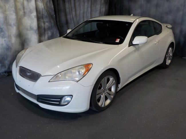 Used 2010 Hyundai Genesis Coupe 3.8 Coupe for sale in Fort Wayne, Indiana