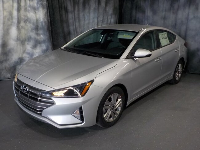 New 2019 Hyundai Elantra SEL Sedan for sale in Fort Wayne, Indiana