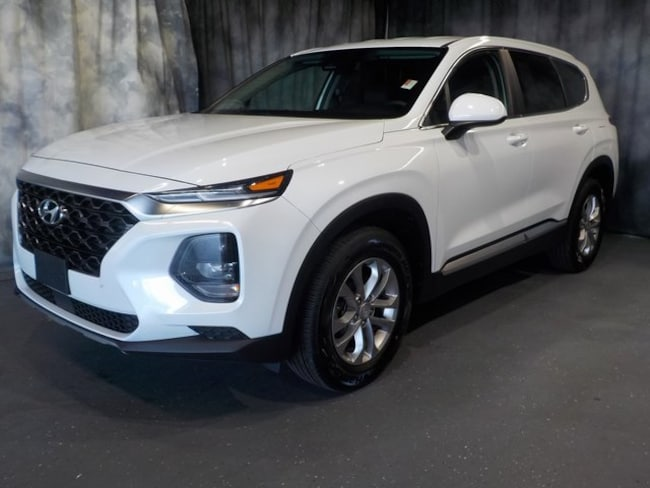 Used 2019 Hyundai Santa Fe SE 2.4 SUV for sale in Fort Wayne, Indiana