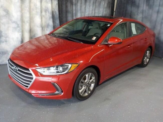 Used 2017 Hyundai Elantra SE Value Edition Sedan for sale in Fort Wayne, Indiana