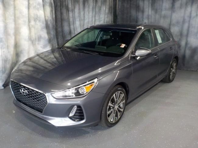 Used 2018 Hyundai Elantra GT Base Hatchback for sale in Fort Wayne, Indiana