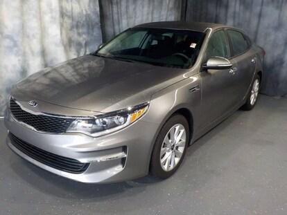 Used 2018 Kia Optima For Sale in Fort Wayne IN