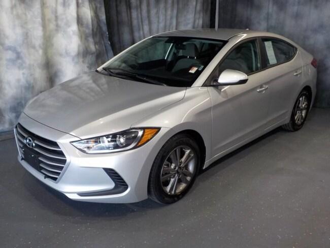 Used 2018 Hyundai Elantra SEL Sedan for sale in Fort Wayne, Indiana