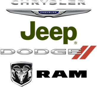 Chrysler Dodge Jeep Ram Dealership Logo
