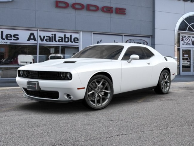New 2019 Dodge Challenger SXT Coupe in St. Louis