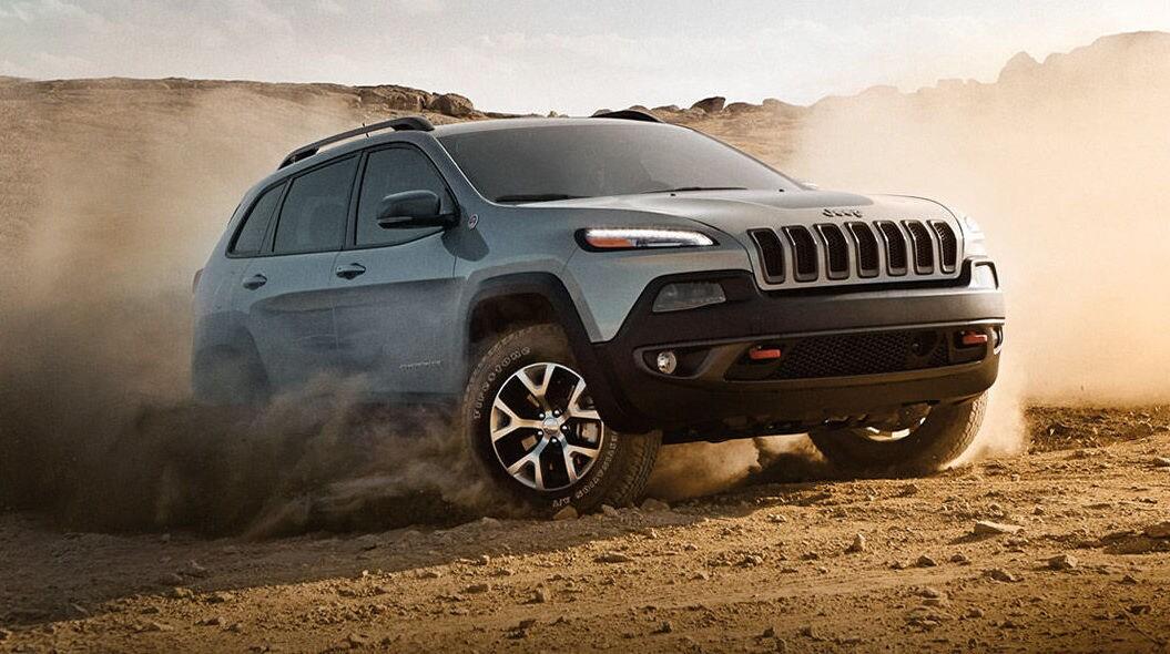 2016 Jeep Cherokee ...