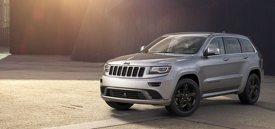 2016 Jeep Grand Cherokee For Sale In St. Louis, MO