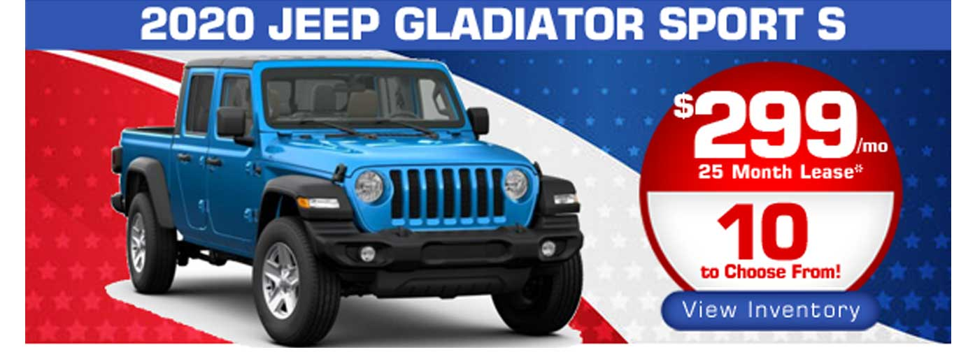 Chrysler Dodge Jeep Ram Dealer St. Louis, MO | Glendale