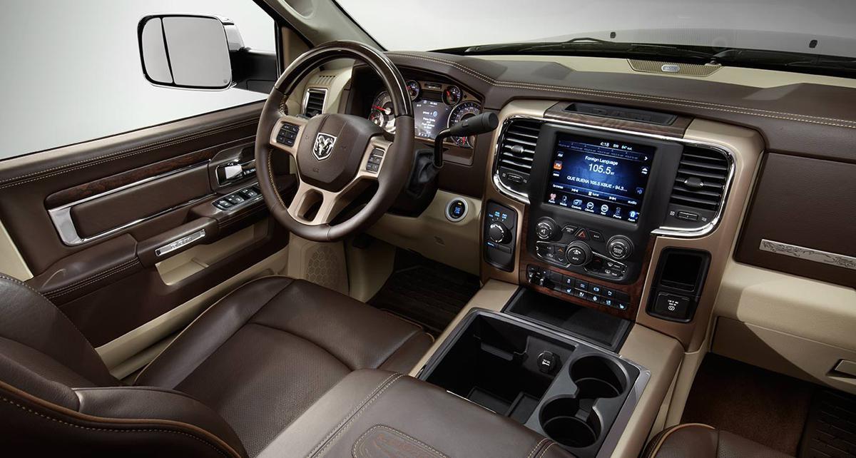 2016 ram 2500 st louis mo glendale chrysler jeep dodge ram - Dodge ram 2500 laramie longhorn interior ...