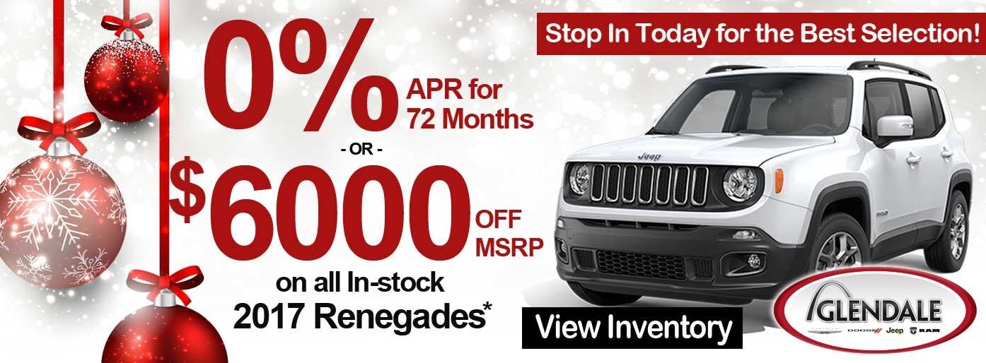 Chrysler Jeep Dodge Ram St. Louis MO | Glendale