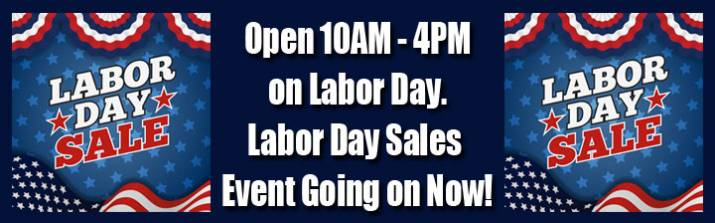 Glendale CDJR Labor Day Sale Event