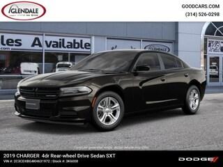 2019 Dodge Charger SXT RWD Sedan