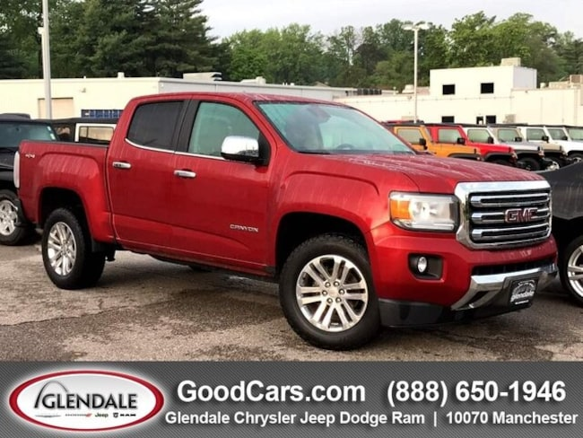 Used 2016 GMC Canyon SLT Truck in St, Louis