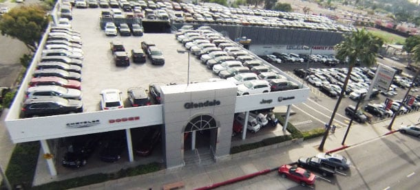 Glendale Dodge Chrysler Jeep Car Dealer Near Me - Chrysler dealer near me