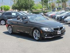 Used 2017 BMW 430i w/ SULEV Convertible WBA4U7C58H5H19002 in Los Angeles, CA