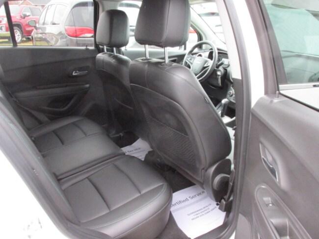 2016 Chevrolet Trax LTZ SUV