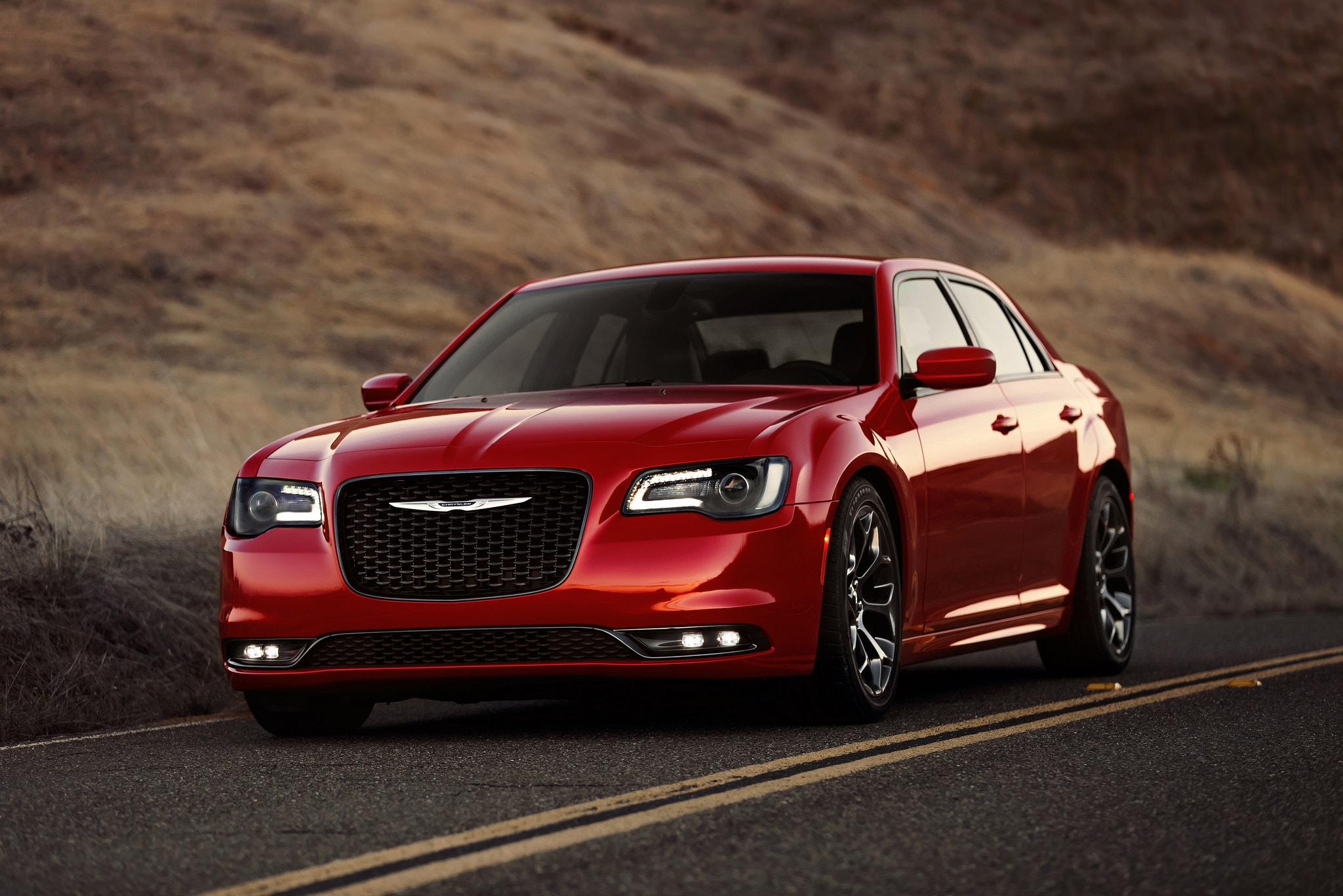 2015 chrysler 300s in redline tri coat pearl