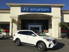 2018 Hyundai Santa Fe Limited Ultimate SUV For Sale in Glendora, CA