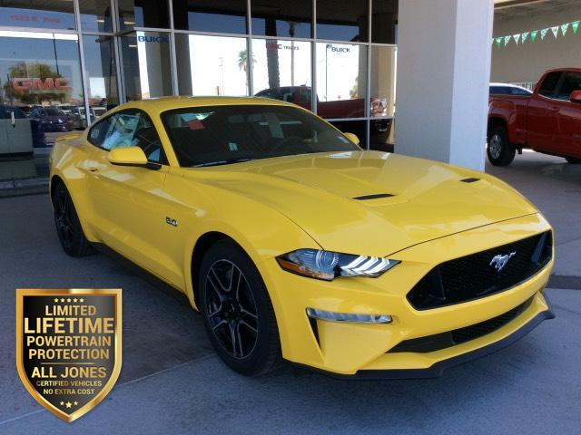 2018 Ford Mustang GT Fastback Car