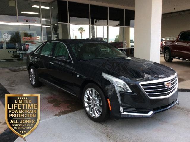 2017 Cadillac CT6 4dr Sdn 3.6L Premium Luxury AWD Car