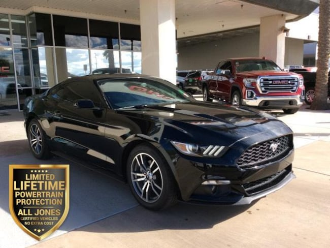 2017 Ford Mustang Ecoboost Fastback Car