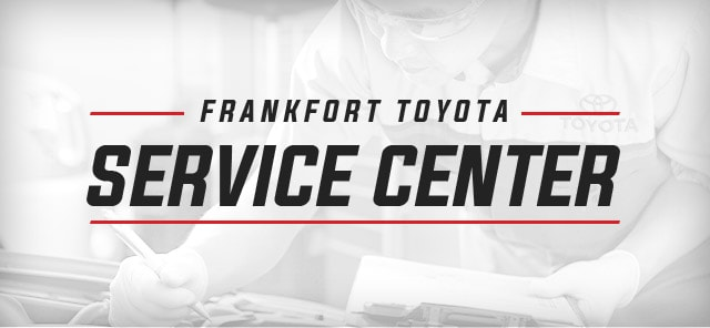 Frankfort Toyota Service Center | Frankfort, KY