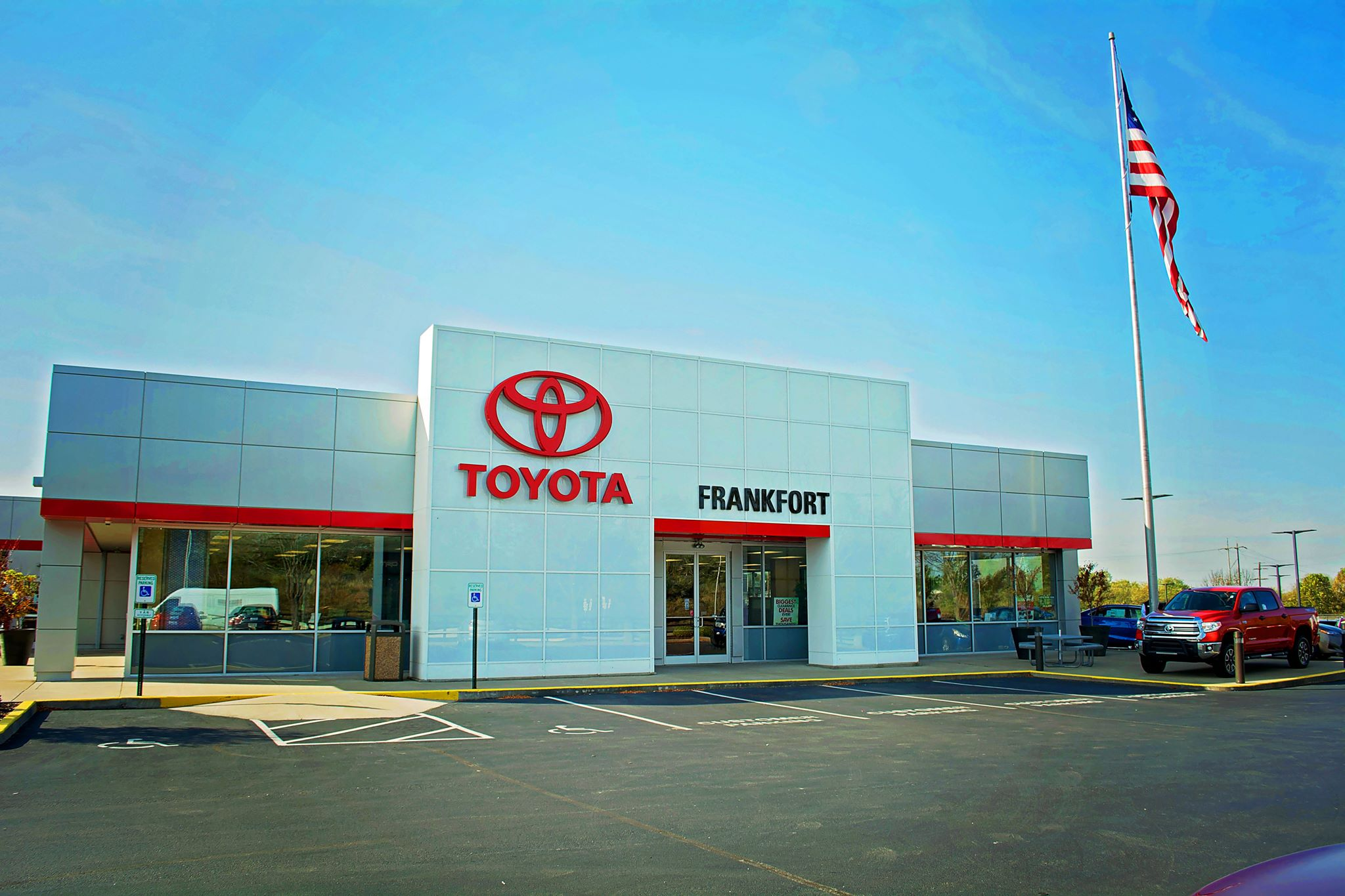 Why Buy At Frankfort Toyota