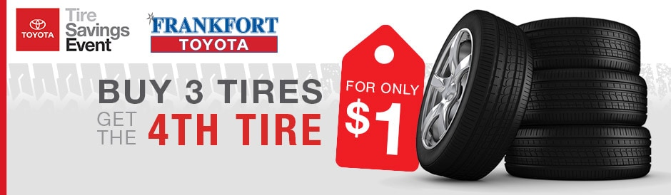 Tire Sales Event