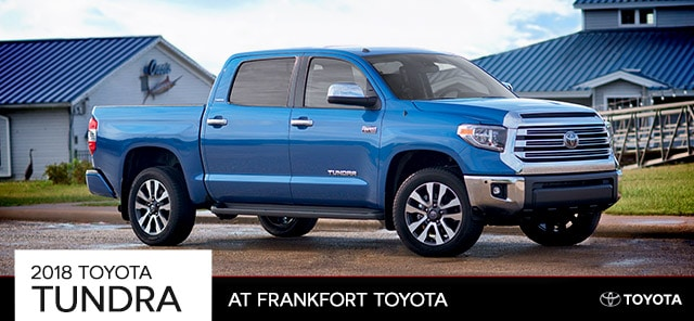 2018 Toyota Tundra at Frankfort Toyota