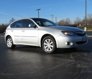 2011 Subaru Impreza 2.5i Premium w/Value Pkg Sedan